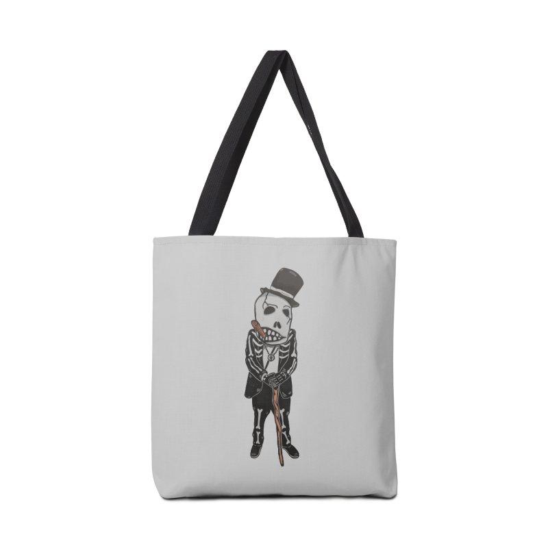 Smoking Geoff Accessories Bag by BareBonesStudio's Artist Shop