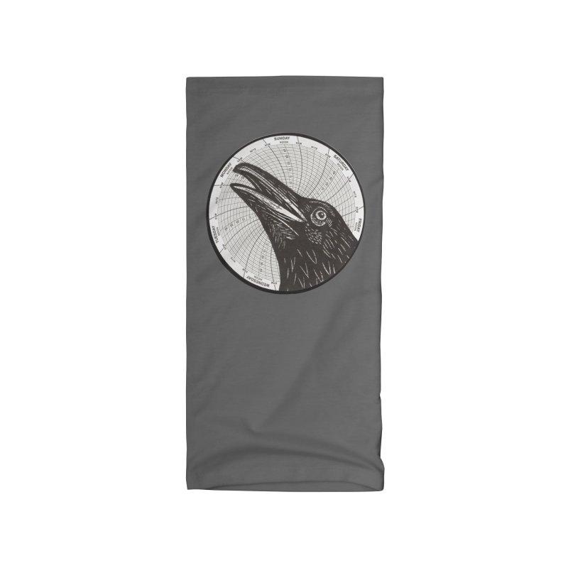 Calling Crow Accessories Neck Gaiter by BareBonesStudio's Artist Shop