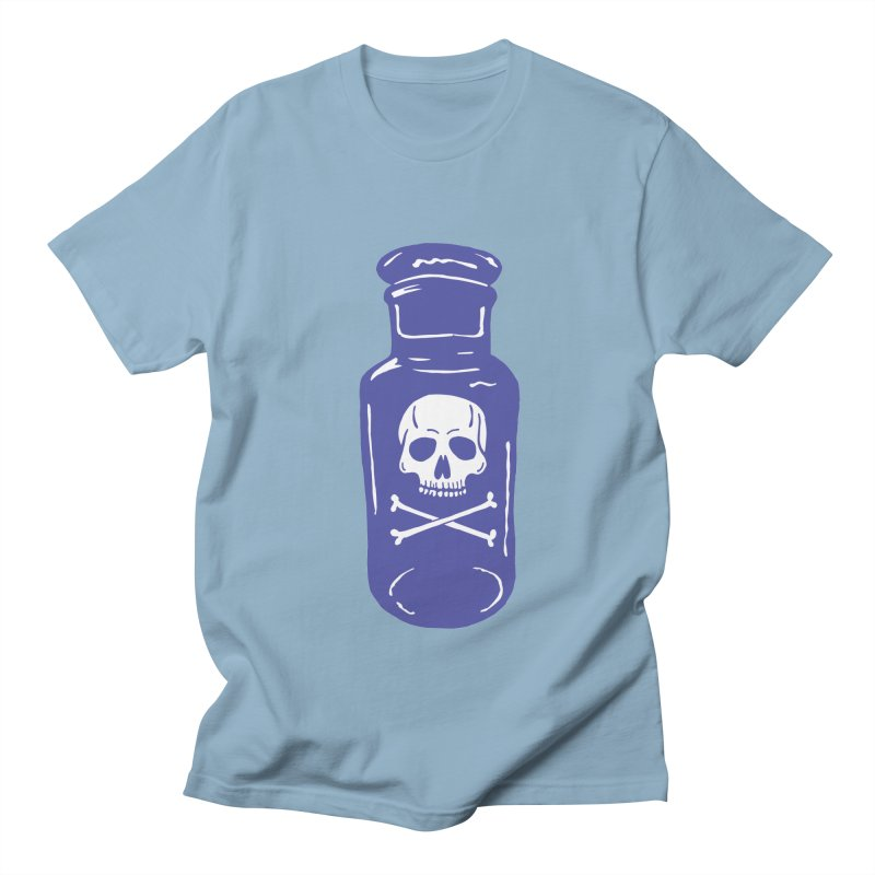 poison Men's T-Shirt by BareBonesStudio's Artist Shop