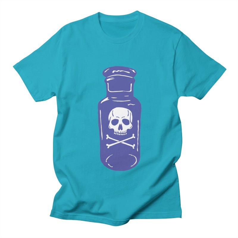 poison Men's T-Shirt by BareBonesStudio's Artist Shop