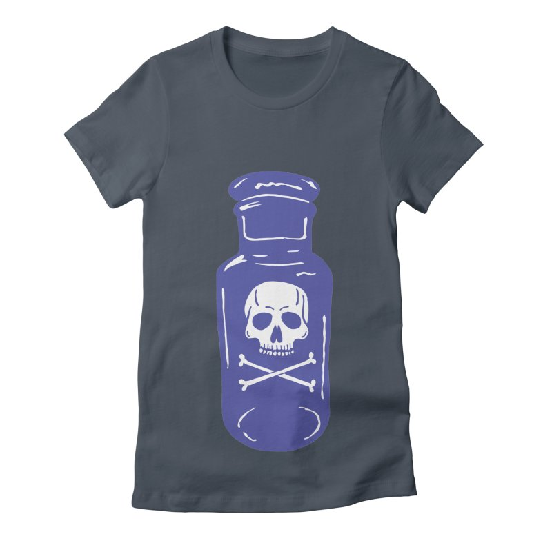 poison Women's T-Shirt by BareBonesStudio's Artist Shop
