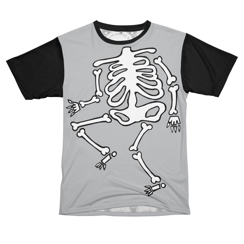 Dance while you still can Men's Cut & Sew by BareBonesStudio's Artist Shop