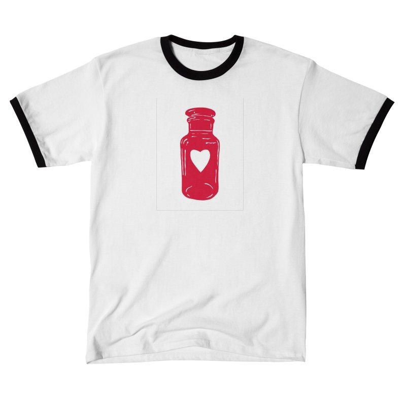 love potion Men's T-Shirt by BareBonesStudio's Artist Shop