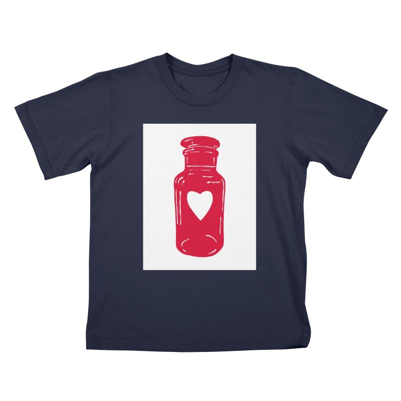 love potion Kids T-Shirt by BareBonesStudio's Artist Shop