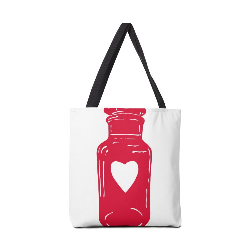 love potion Accessories Bag by BareBonesStudio's Artist Shop