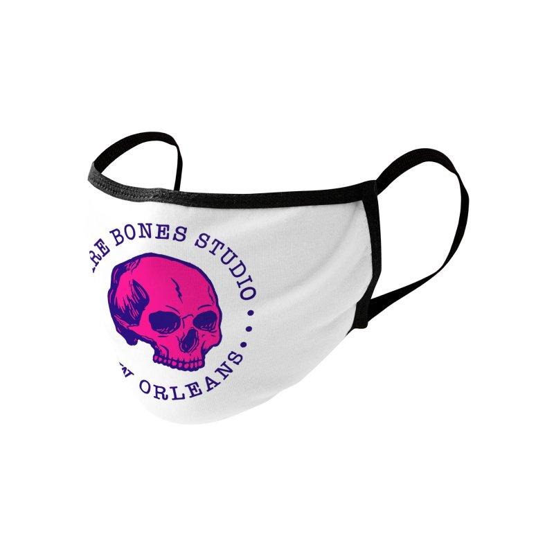 Bare Bones Studio Skull Accessories Face Mask by BareBonesStudio's Artist Shop