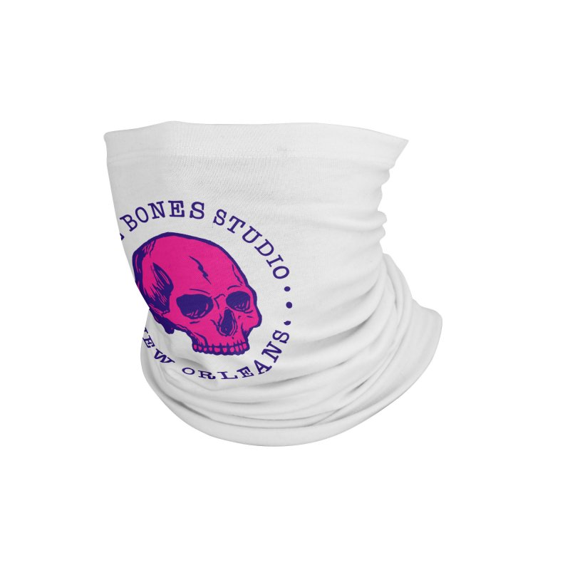 Bare Bones Studio Skull Accessories Neck Gaiter by BareBonesStudio's Artist Shop