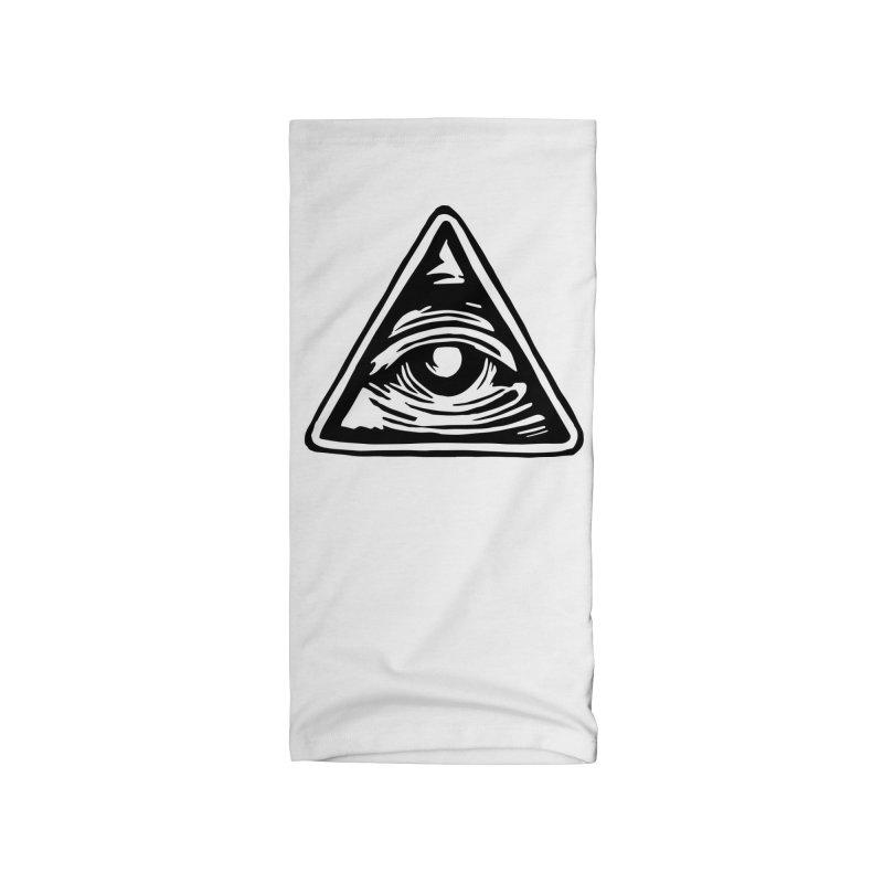 Mystic Eye Accessories Neck Gaiter by BareBonesStudio's Artist Shop