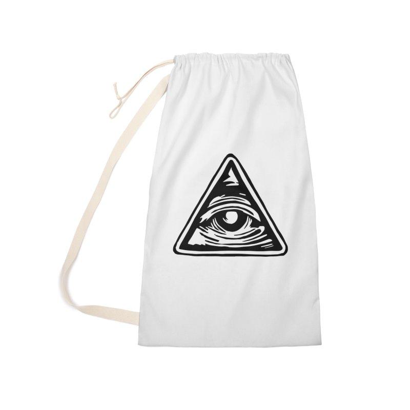 Mystic Eye Accessories Bag by BareBonesStudio's Artist Shop
