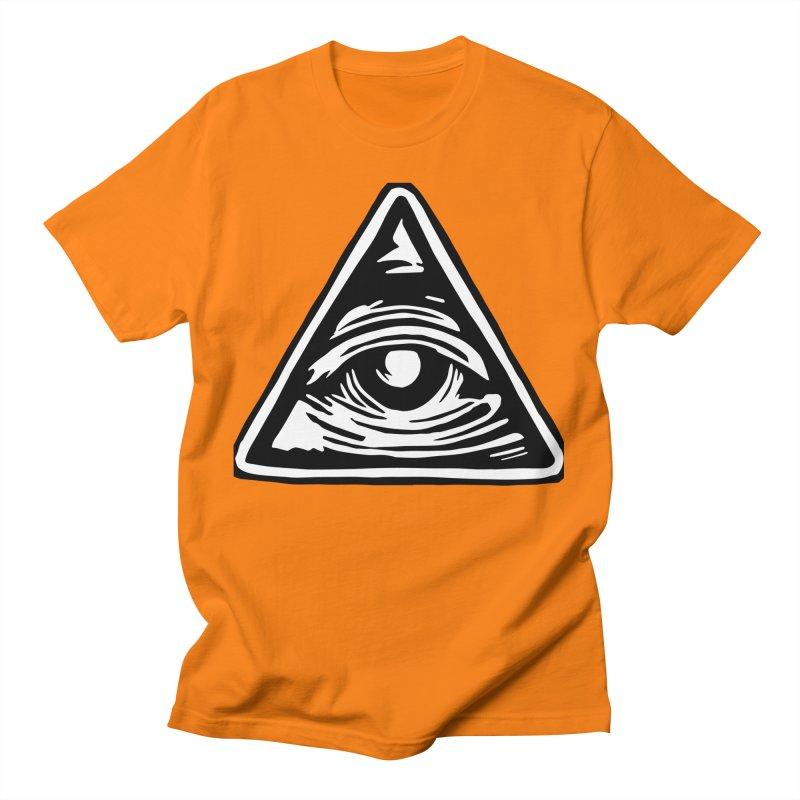 Mystic Eye Men's T-Shirt by BareBonesStudio's Artist Shop