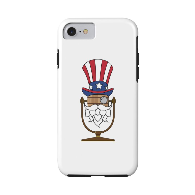 Fourth of July Hoppy Accessories Phone Case by Barrel Chat Podcast Merch Shop