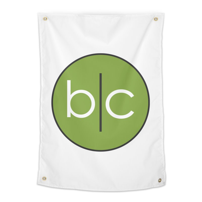 B|C Home Tapestry by Barrel Chat Podcast Merch Shop