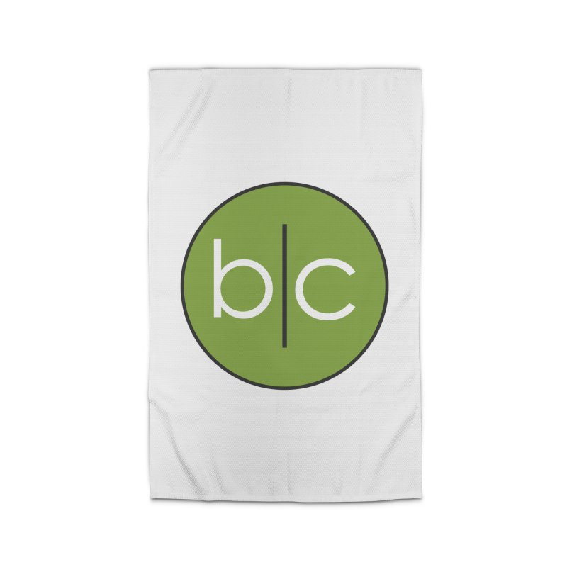B|C Home Rug by Barrel Chat Podcast Merch Shop