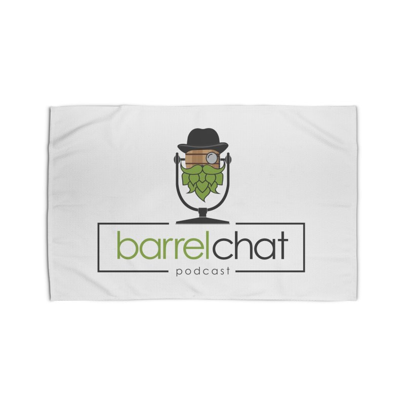 Barrel Chat Podcast Home Rug by Barrel Chat Podcast Merch Shop
