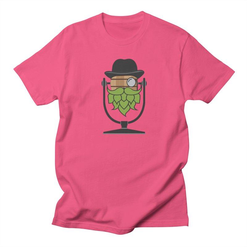 Hoppy Women's Regular Unisex T-Shirt by Barrel Chat Podcast Merch Shop