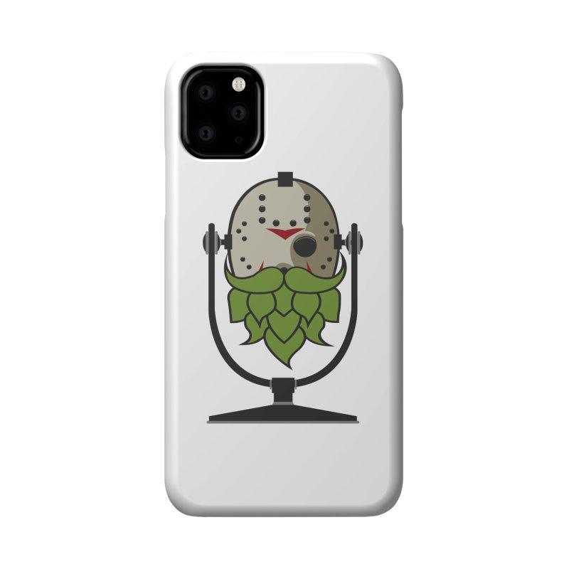 Halloween Hoppy - Jason Voorhees Accessories Phone Case by Barrel Chat Podcast Merch Shop