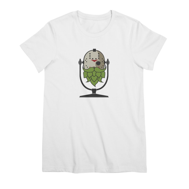 Halloween Hoppy - Jason Voorhees Women's Premium T-Shirt by Barrel Chat Podcast Merch Shop