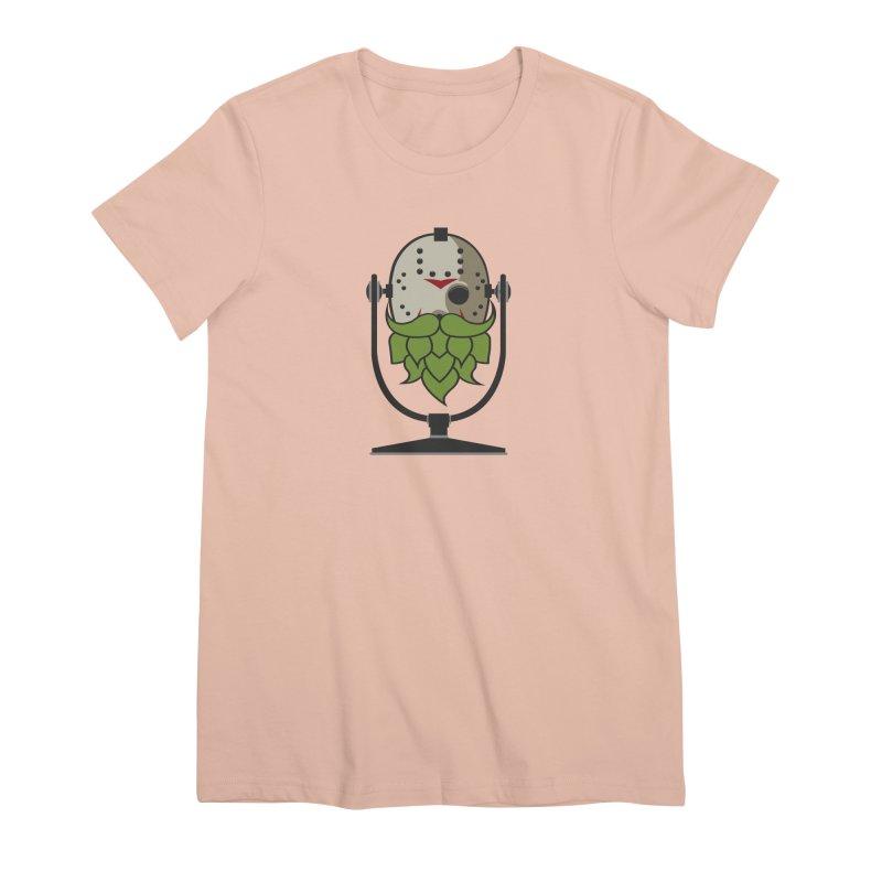 Halloween Hoppy - Jason Voorhees Women's Premium T-Shirt by Barrel Chat Podcast Merch Shop