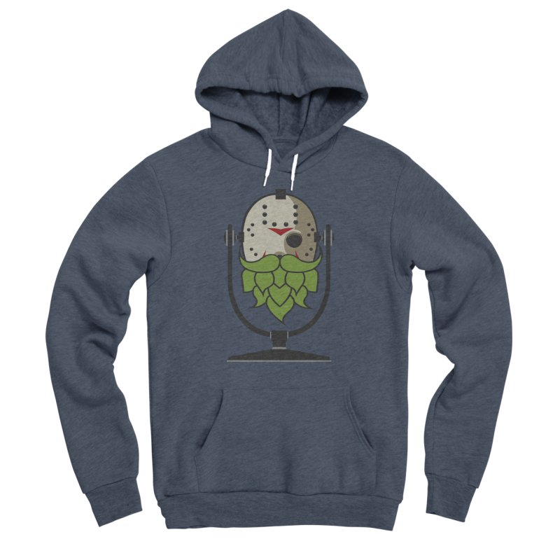 Halloween Hoppy - Jason Voorhees Women's Sponge Fleece Pullover Hoody by Barrel Chat Podcast Merch Shop