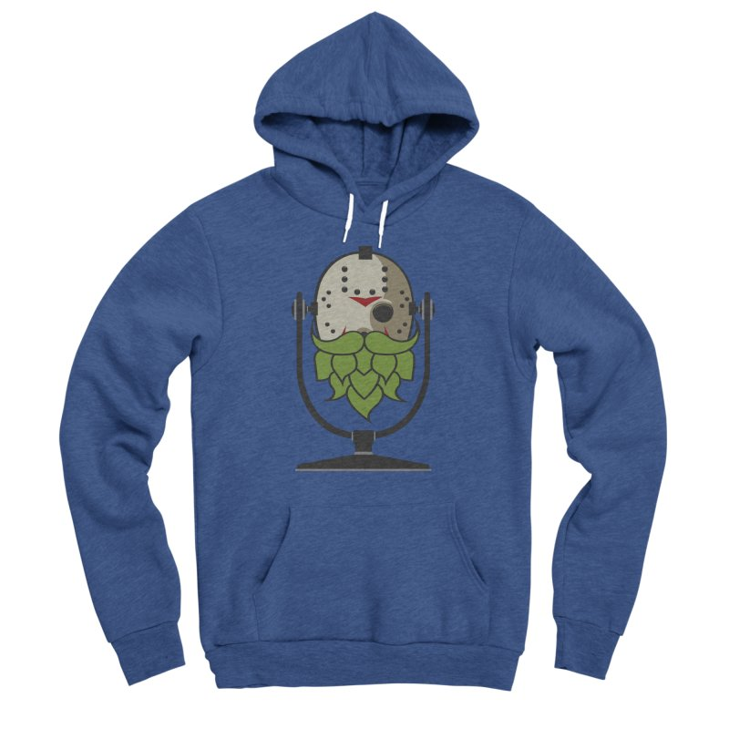 Halloween Hoppy - Jason Voorhees Women's Sponge Fleece Pullover Hoody by Barrel Chat Podcast Merch Shop