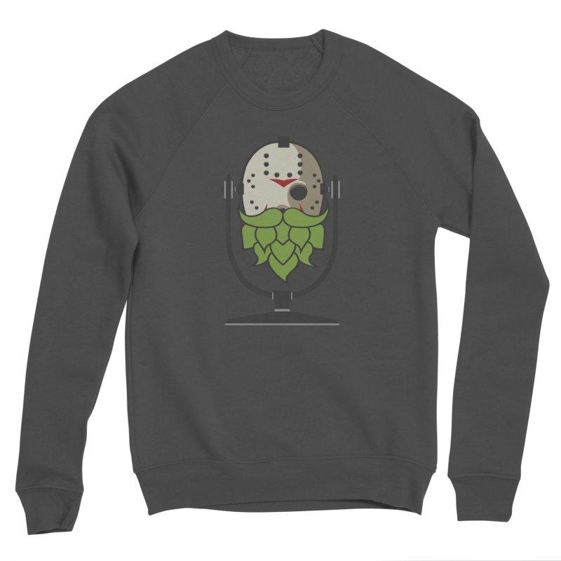 Halloween Hoppy - Jason Voorhees Men's Sponge Fleece Sweatshirt by Barrel Chat Podcast Merch Shop