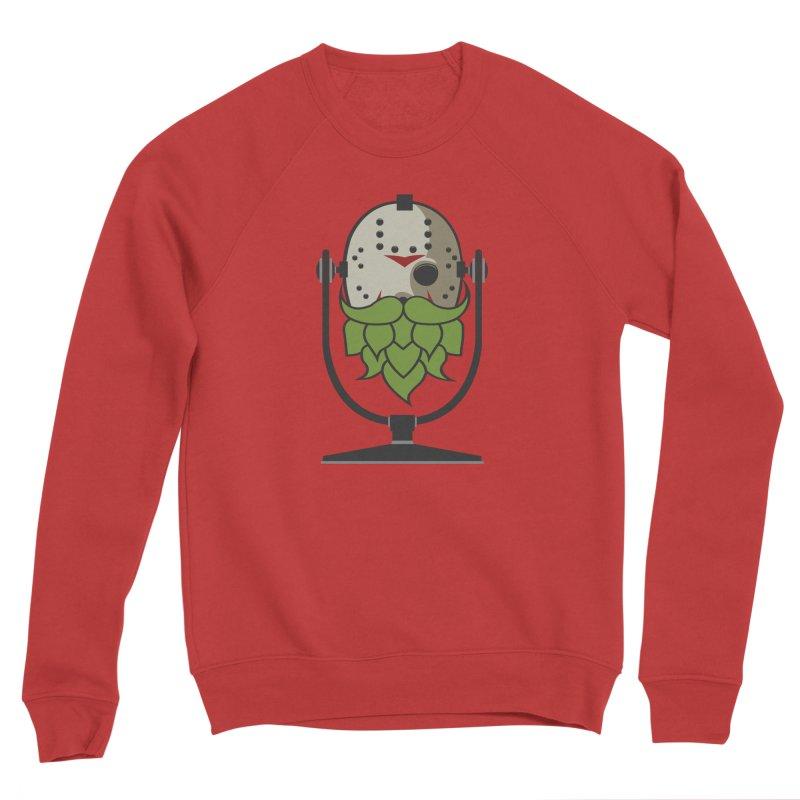 Halloween Hoppy - Jason Voorhees Women's Sponge Fleece Sweatshirt by Barrel Chat Podcast Merch Shop