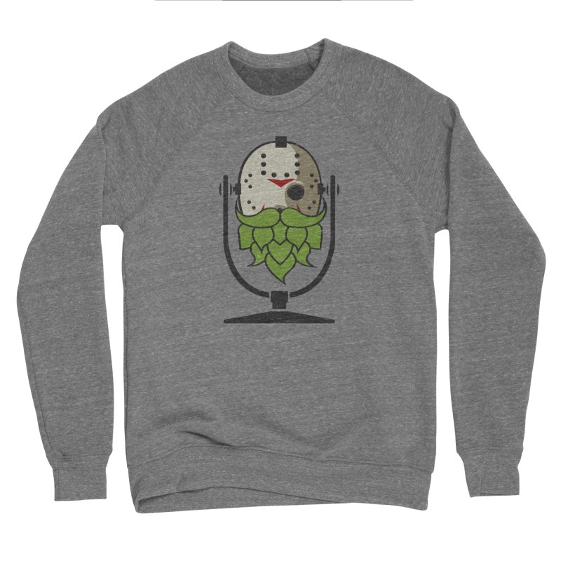 Halloween Hoppy - Jason Voorhees Women's Sponge Fleece Sweatshirt by Barrel Chat Podcast Merch Shop