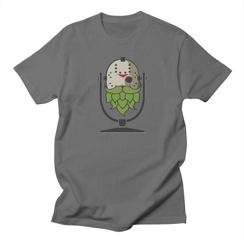 Halloween Hoppy - Jason Voorhees Men's T-Shirt by Barrel Chat Podcast Merch Shop