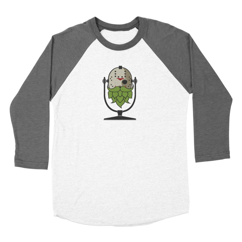 Halloween Hoppy - Jason Voorhees Women's Longsleeve T-Shirt by Barrel Chat Podcast Merch Shop