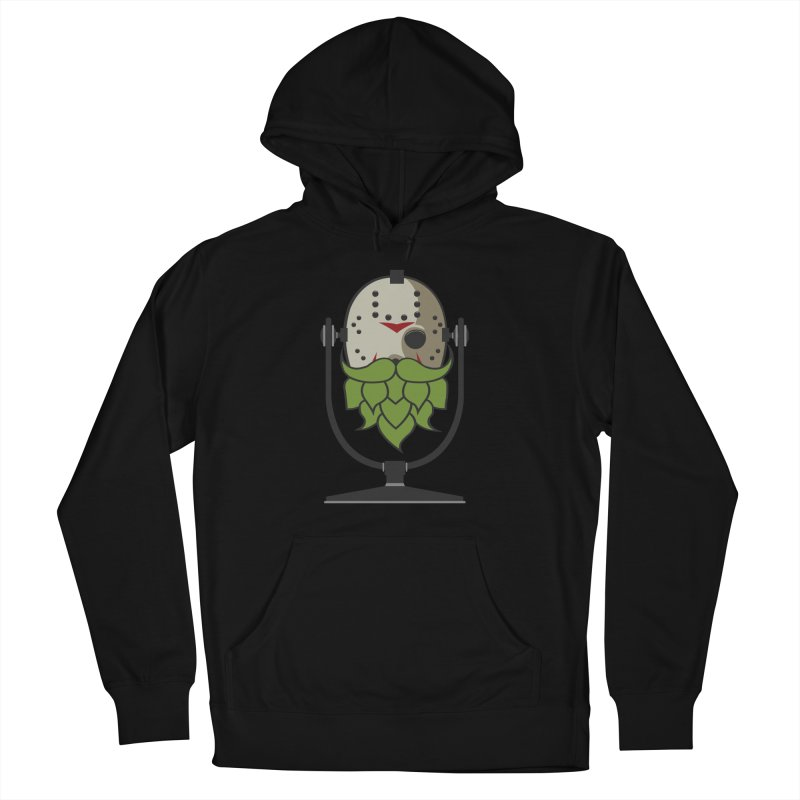 Halloween Hoppy - Jason Voorhees Women's French Terry Pullover Hoody by Barrel Chat Podcast Merch Shop
