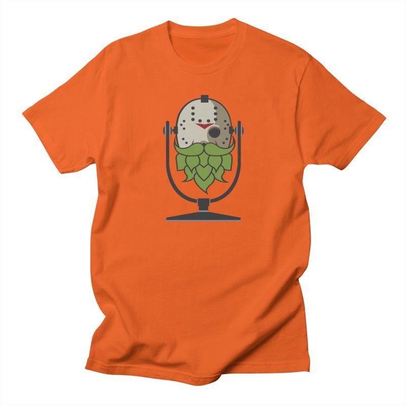 Halloween Hoppy - Jason Voorhees Women's Regular Unisex T-Shirt by Barrel Chat Podcast Merch Shop