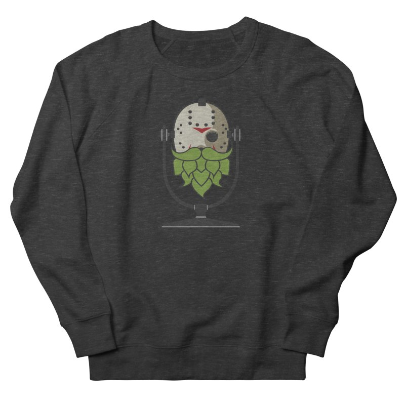 Halloween Hoppy - Jason Voorhees Women's French Terry Sweatshirt by Barrel Chat Podcast Merch Shop