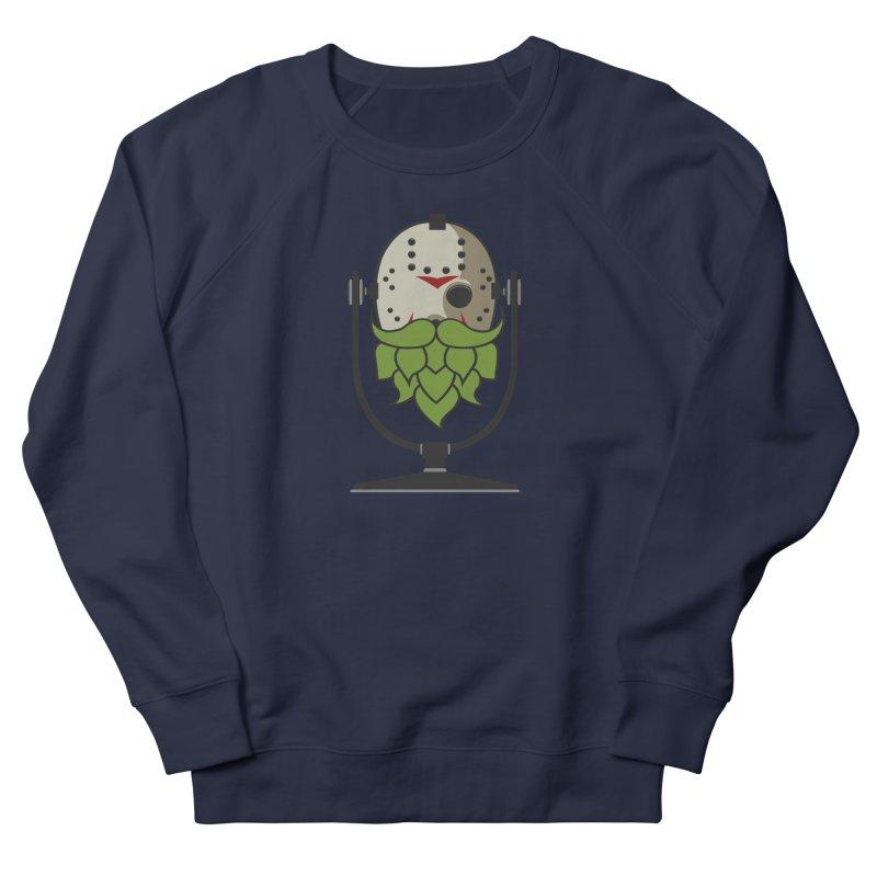 Halloween Hoppy - Jason Voorhees Men's Sweatshirt by Barrel Chat Podcast Merch Shop