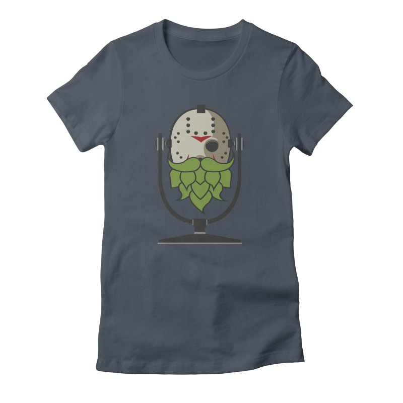 Halloween Hoppy - Jason Voorhees Women's T-Shirt by Barrel Chat Podcast Merch Shop