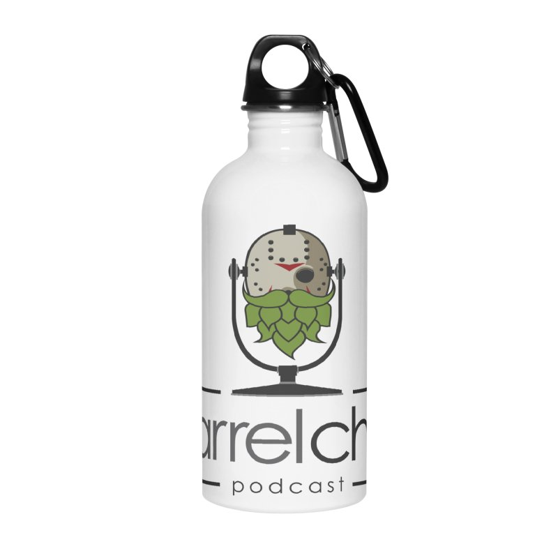 Barrel Chat Podcast - Halloween (Jason Voorhees) Accessories Water Bottle by Barrel Chat Podcast Merch Shop