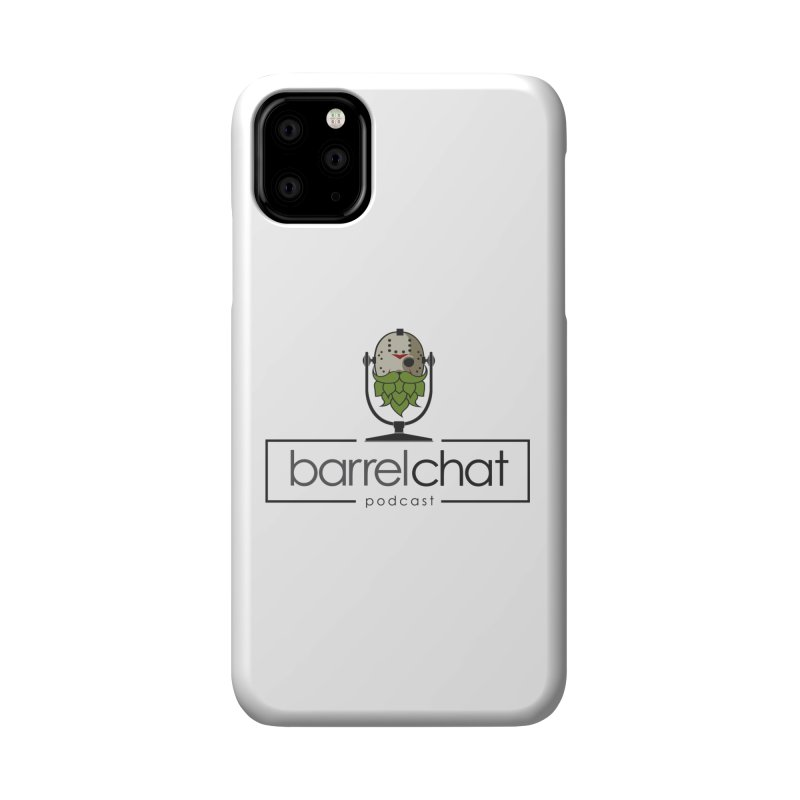 Barrel Chat Podcast - Halloween (Jason Voorhees) Accessories Phone Case by Barrel Chat Podcast Merch Shop
