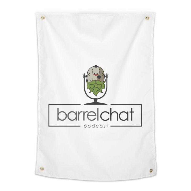 Barrel Chat Podcast - Halloween (Jason Voorhees) Home Tapestry by Barrel Chat Podcast Merch Shop
