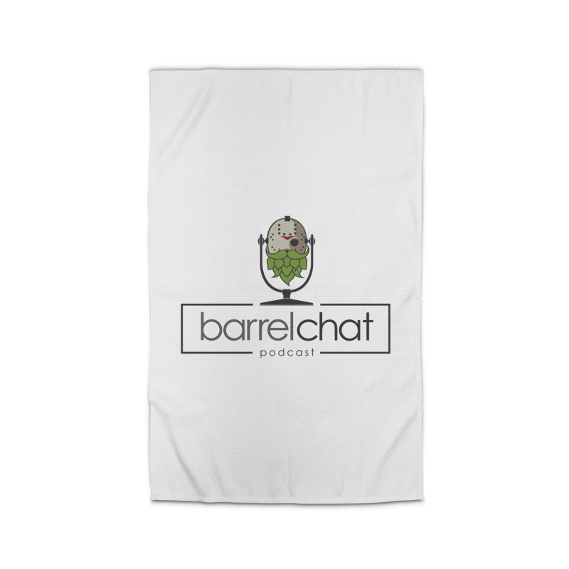 Barrel Chat Podcast - Halloween (Jason Voorhees) Home Rug by Barrel Chat Podcast Merch Shop