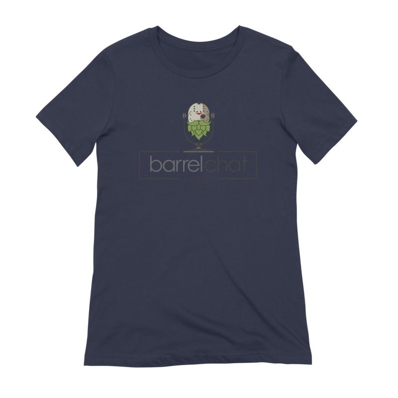 Barrel Chat Podcast - Halloween (Jason Voorhees) Women's Extra Soft T-Shirt by Barrel Chat Podcast Merch Shop
