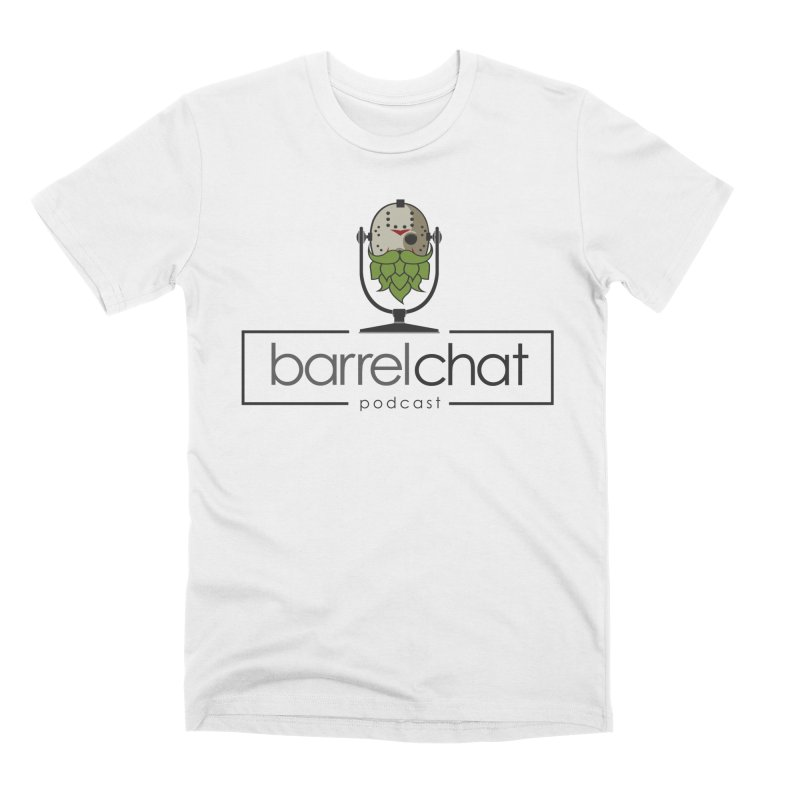 Barrel Chat Podcast - Halloween (Jason Voorhees) Men's Premium T-Shirt by Barrel Chat Podcast Merch Shop