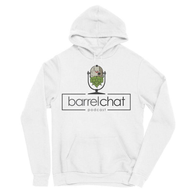 Barrel Chat Podcast - Halloween (Jason Voorhees) Men's Sponge Fleece Pullover Hoody by Barrel Chat Podcast Merch Shop