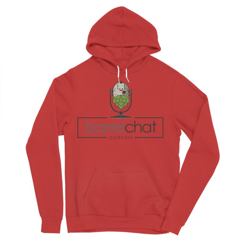 Barrel Chat Podcast - Halloween (Jason Voorhees) Women's Sponge Fleece Pullover Hoody by Barrel Chat Podcast Merch Shop