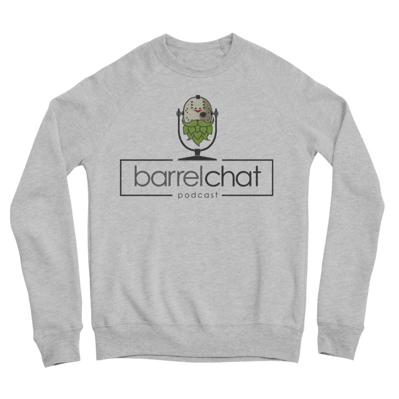 Barrel Chat Podcast - Halloween (Jason Voorhees) Women's Sponge Fleece Sweatshirt by Barrel Chat Podcast Merch Shop