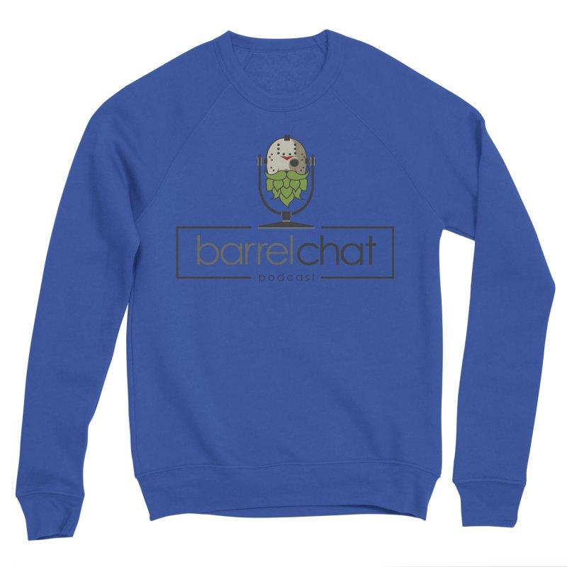 Barrel Chat Podcast - Halloween (Jason Voorhees) Men's Sweatshirt by Barrel Chat Podcast Merch Shop