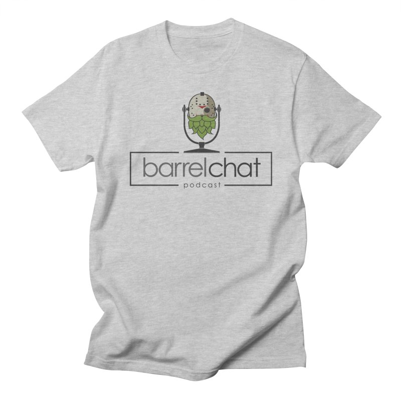 Barrel Chat Podcast - Halloween (Jason Voorhees) Men's T-Shirt by Barrel Chat Podcast Merch Shop