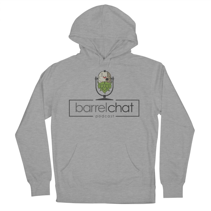 Barrel Chat Podcast - Halloween (Jason Voorhees) Women's French Terry Pullover Hoody by Barrel Chat Podcast Merch Shop