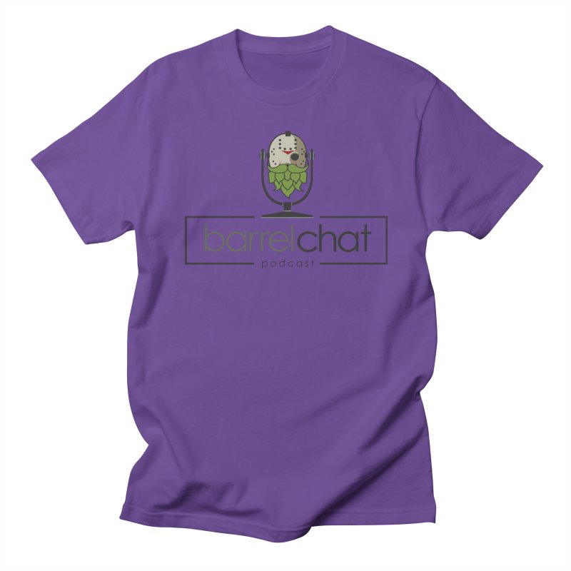 Barrel Chat Podcast - Halloween (Jason Voorhees) Men's Regular T-Shirt by Barrel Chat Podcast Merch Shop