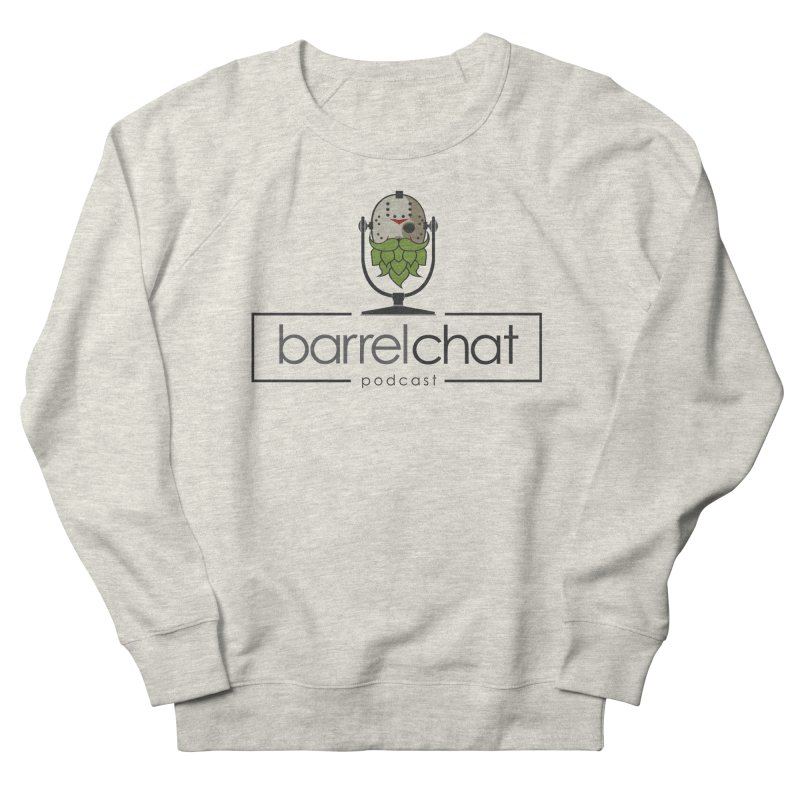 Barrel Chat Podcast - Halloween (Jason Voorhees) Women's French Terry Sweatshirt by Barrel Chat Podcast Merch Shop