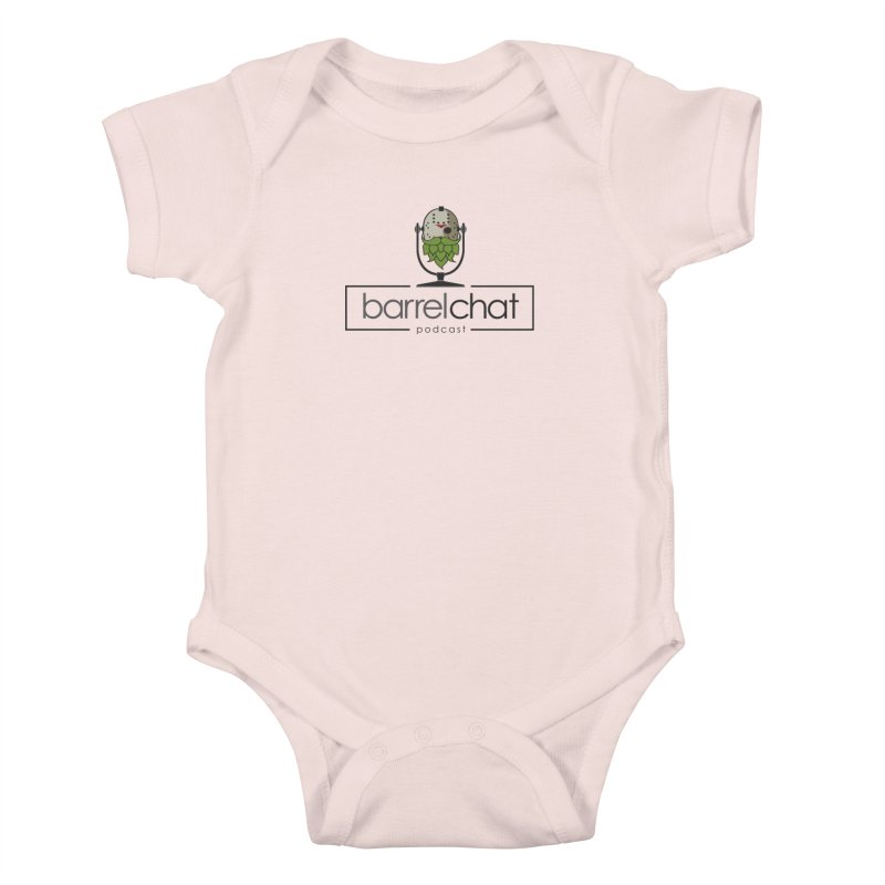 Barrel Chat Podcast - Halloween (Jason Voorhees) Kids Baby Bodysuit by Barrel Chat Podcast Merch Shop