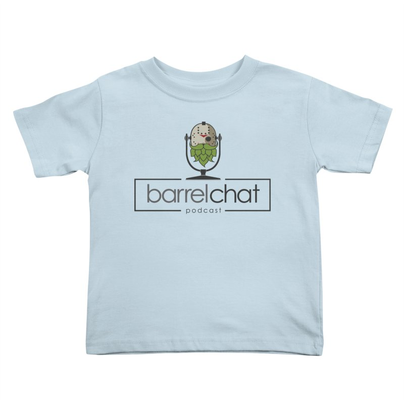 Barrel Chat Podcast - Halloween (Jason Voorhees) Kids Toddler T-Shirt by Barrel Chat Podcast Merch Shop